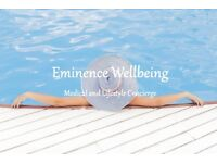 Eminence Wellbeing; Medical and Lifestyle Concierge - Giving you back time and priority medical care