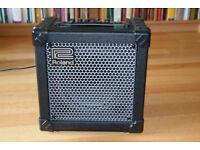 ROLAND 20x CUBE Amp . £75 ono.