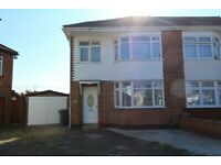 14BC - Spacious Bright THREE BED FAMILY HOUSE with Lovely Large Garden, Garage & Parking-Edgware HA8