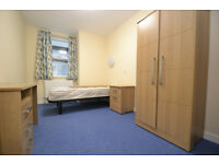 Brand new en-suite room with all bills and wifi included in the price, prime location of Fitzrovia.