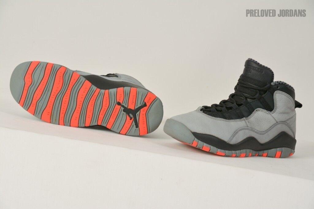 designer fashion 7408f 3472a Air Jordan X (10) Retro