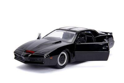 Jada 1:32 Display Hollywood Rides Knight Rider K.I.T.T. 1982 Pontiac Firebird