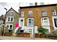 LARGE, BRIGHT 1 DOUBLE BED PERIOD CONVERSION, CLOSE TO SHOPS AND WOOD GREEN TUBE STATION