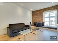2 double bedrooms, furnished, warehouse conversion, canal side development, walk to DLR & Canary Wf