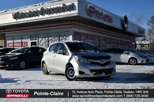 2014 Toyota Yaris LE HB SEULEMENT 14,733KM!!!!!!!