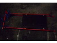 Metal Frame Sledge