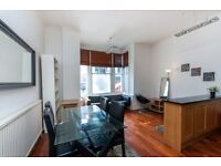 A great 2 x bedroom garden flat minutes from Kilburn Station - please call shelley 07473-792-649