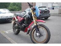 Pulse / Pioneer Adrenaline 125 motorbike SORN no MOT - but runs well