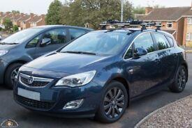 Vauxhall Astra 1.6 Turbo Elite 180 BHP