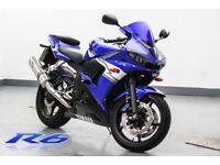 ***Price Reduced*** Yamaha YZF R6 5SL 2004 with Yoshi - Great summer bike!!!