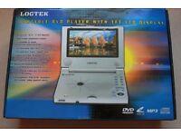 Logtek Portable DVD Player