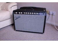 Fender Supersonic 22W 1x12 Guitar Valve Amplifier