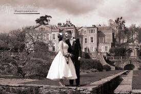 Wedding Photographer Taunton/Somerset £549 Whole day! 25yrs experience