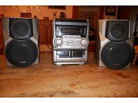 Aiwa NSX-S555 HI-FI Stereo Music System