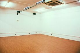 Dance & Fitness Studio Available to Hire