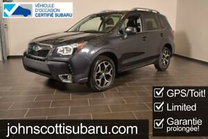 2015 Subaru Forester XT Limited 1.9% Low KM