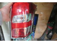 brake light section for l200 mitshbishi