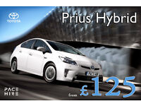Toyota Prius Hire UBER, PCO Car with Insurance - PCO CAR HIRE Uber READY, up to 2017 Plate new car