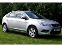 2009 FORD FOCUS STYLE 1.6 PETROL***BRAND NEW MOT (NO ADVISORY)*3 MONTHS WARRANTY*BARGAIN PRICE**