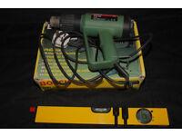 Bosch PHG500 Heat Gun plus Laser Level