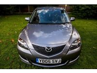 Mazda 3 1.6TS 5dr Petrol 2005 full service history