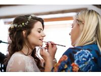 Experienced Bridal Hair and Make-up Artists Wanted