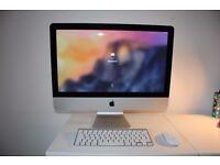 Apple iMac 21.5 inch late 2013