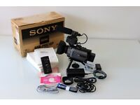 Sony DSR-PDX10P DV Cam Proffesional Camcorder / BOXED