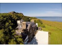 Housekeeper for the Stunning Flodigarry Hotel - Isle of Skye