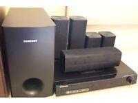 SUMSUNG CD/DVD/USB Player (HT-Z310)