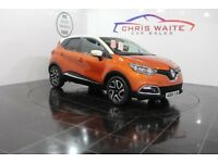 RENAULT CAPTUR DYNAMIQUE S MEDIANAV DCI (orange) 2014