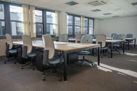 Amazing Large Office Space Available Located Only 4 Min Walk to South Quay Dlr *TO LET*