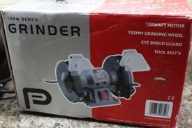 150 Watt Bench Grinder