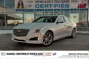 2018 Cadillac CTS AWD (4X4) Cuir * Toit Ouvrant * Navigation