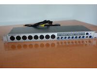 PRESONUS FIRESTUDIO PROJECT - Firewire Audio Interface