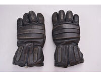 Thinsulate Motorcycle Gloves, Size M