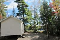 Lot in Waterfront RV Park, Greater Sudbury