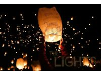 Lights Festival (Lanterns) £28 per ticket (2 tickets for sale)