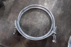 Green line hose Clamps