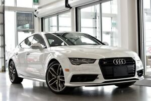 2016 Audi S7 4.0T / NIGHT VISION / DRIVER ASSISTANCE PACK