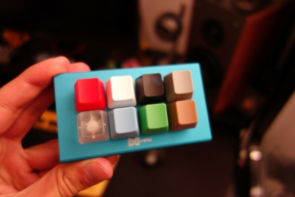 MAX Falcon-8 Programmable Mini Macropad / Mechanical Keyboard (DIY KIT) |  in London | Gumtree