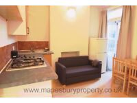 1 Bedroom Flat to Rent in Churchmead Rd, Willesden NW10- Ideal for Couple - Available Now