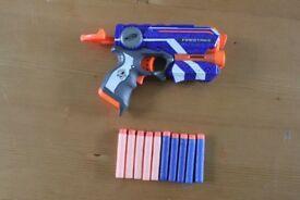 Nerf FireStrike PISTOL Single shot pistol