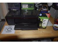 A HP Deskjet 3000 printer