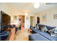 *Well presented one bedroom apartment just minutes away from Bow Road and Bow Church stations*