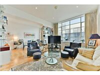 Over 680 Sq Ft Modern Apartment with Porter and 2 minutes walk from Liverpool Street Station