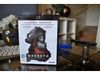 Blue ray Macbeth DVD
