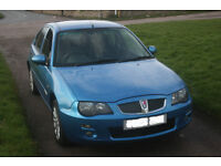 SOLD SOLD SOLD 05, ROVER 25, 1.4, 5DR, NEW MOT, EX COND, FREE WARRANTY