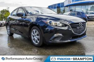2015 Mazda MAZDA3 GX. KEYLESS. BLUETOOTH. BUCKETS. MP3