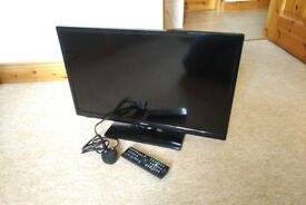 Toshiba LCD TV with DVD Player